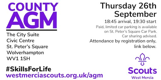 West Mercia Scouts AGM