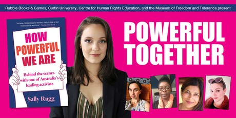 Powerful Together: Creating Social Change tickets