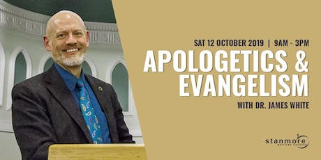 Apologetics and Evangelism with Dr. James White tickets