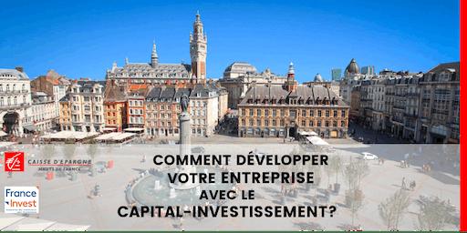Développer votre entreprise avec le CAPITAL-INVESTISSEMENT