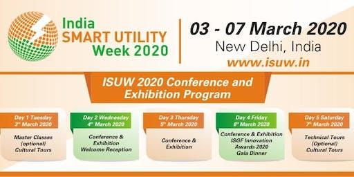 India Smart Utility Week (ISUW) 2020