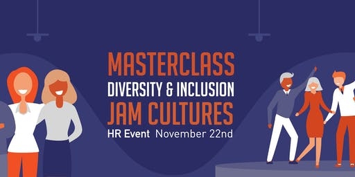 Masterclass Jam Cultures - Undutchables HR event