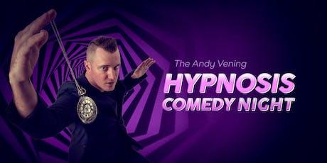 Shoalhaven Ex Servo's Sports Club - Comedy Hypnosis Night tickets