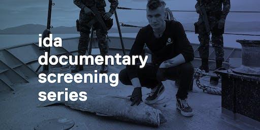 IDA Documentary Screening Series: Sea of Shadows