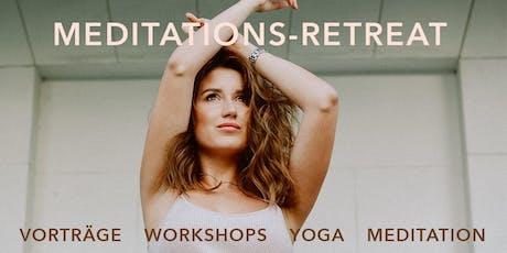 "Meditations- und Yoga Retreat ""Make Friends With Your Monkey Mind"" Tickets"