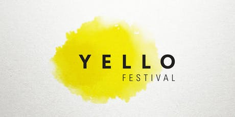 YELLO Festival tickets