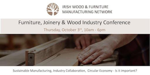 Irish Wood & Furniture Manufacturing Network (IWFMN) National Conference