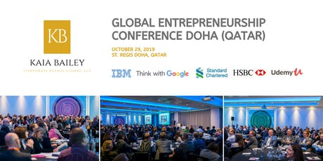 Global Entrepreneurship Conference Doha (GEC Doha) tickets