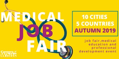 European Medical Job Fair - Plovdiv, Bulgaria