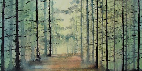3 Half Days: Painting Loose in Watercolor w/ Chris Dreyer tickets