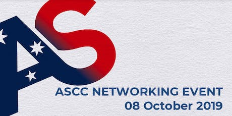ASCC NETWORKING EVENT SYDNEY tickets