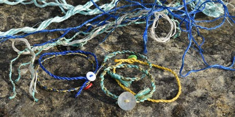 New Use for Old Rope (Upcycling Coastal Fishing Gear) tickets
