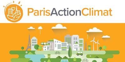 Paris Action Climat: les entreprises parisiennes s'engagent pour le climat
