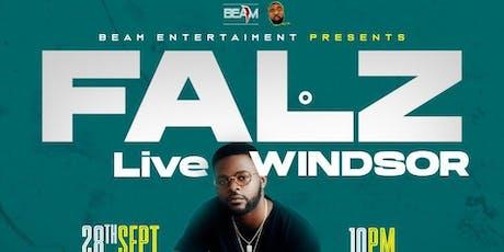 Falz Live in Windsor tickets