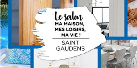 Le salon habitat de Saint-Gaudens billets