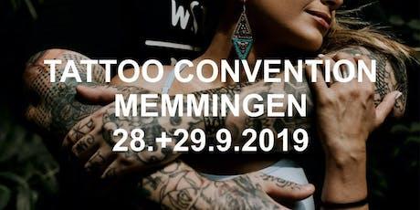 Tattoo Convention Memmingen Tickets
