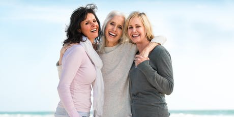 Women's Health; the tricky menopause tickets