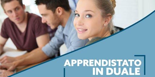 APPRENDISTATO IN DUALE - Seminario informativo per famiglie