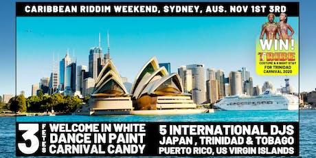 Caribbean Riddim Weekend - Sydney's Ultimate Caribbean Party Weekend tickets