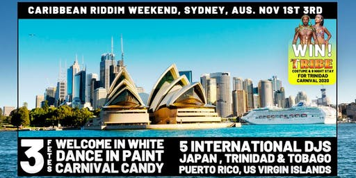 Caribbean Riddim Weekend - Sydney's Ultimate Caribbean Party Weekend