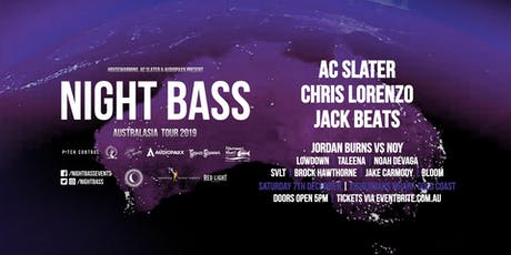 Night Bass - Gold Coast tickets