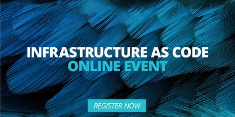 Infrastructure as Code Online Event tickets