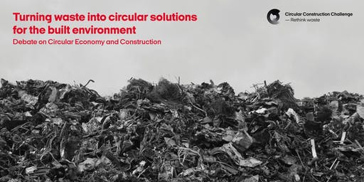 Turning waste into circular solutions for the built environment