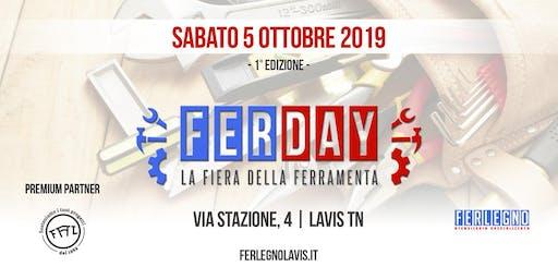 Ferday - I Edizione