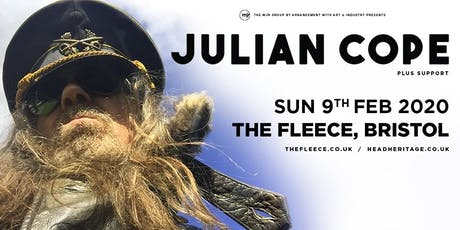 Julian Cope  tickets