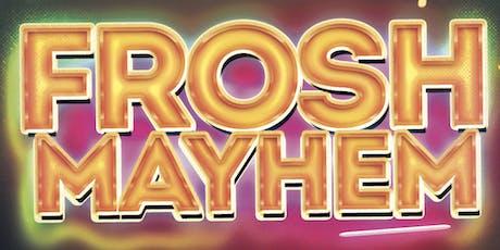 FROSH MAYHEM @ FICTION NIGHTCLUB | FRIDAY SEPT 20TH tickets