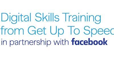 Digital Skills Training by Facebook - Keeping Safe Online and Innovation