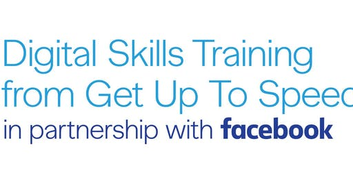 Digital Skills Training Programme in partnership with Facebook