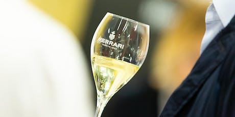 Un brindisi Ferrari in Triennale Milano durante la Milano Wine Week biglietti