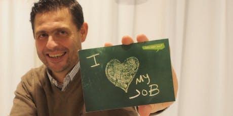 Prikkelavond Loopbaancoaching Essen: haal meer energie uit je werkleven tickets