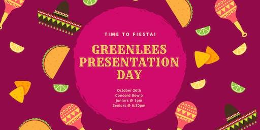 Greenlees Netball Presentation Night 2019