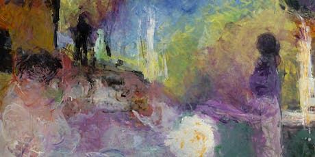Sargy Mann 'Let it be felt that the painter was there' Exhibition Launch tickets