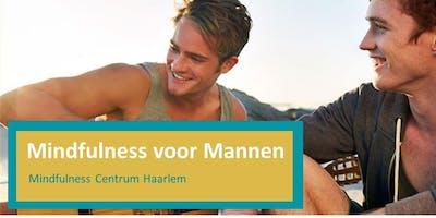 Mindfulness voor Mannen, start 30 okt. in Haarlem