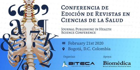 Edición en revistas de ciencias de la salud / Journal publishing in Health Science entradas