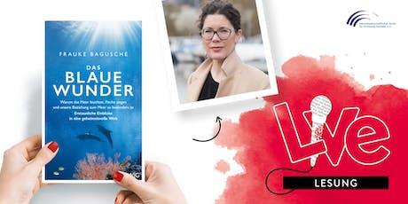 LESUNG: Frauke Bagusche Tickets