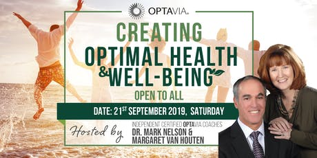 OPTAVIA HK- Creating Optimal Health & Well-Being tickets