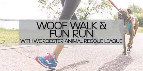 Woof Walk & Fun Run tickets