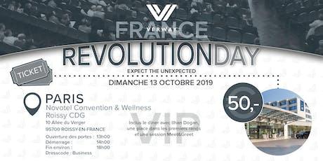 Revolution Day - France billets