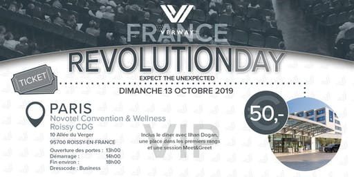 Revolution Day - France