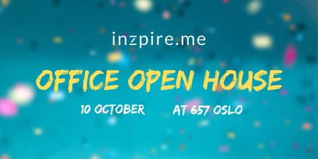 Office Open House tickets