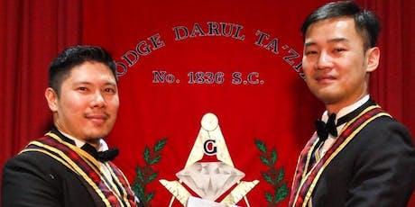 Lodge Darul Takzim Installation Meeting tickets