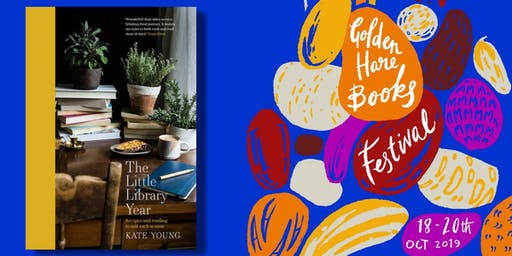 IN CONVERSATION: Kate Young and The Little Library Year (with snacks!)