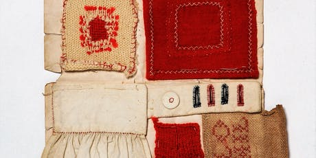 Cwrs: Trwsio Trwsiadus | Course: Visible Mending  tickets