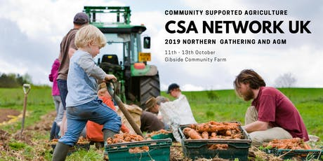 Community Supported Agriculture (CSA) Network UK Weekend Gathering and AGM tickets
