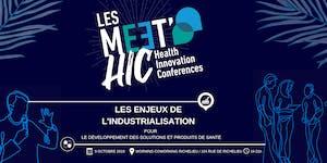 Afterwork Meet'HIC : Les enjeux de l'industrialisation...