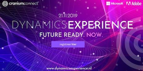 Dynamics Experience 2019 tickets
